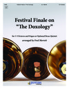 Festival Finale on The Doxology